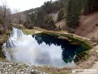 La Fuentona y el Sabinar de Calatañazor; rutas senderismo soria faciles;grupos senderismo madrid gr